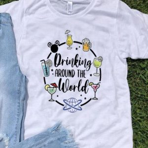 Drinking Around The World Holiday shirt