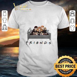 Harry Potter Friends TV Shows shirt