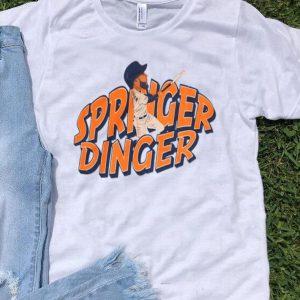 Houston Astros Springer Dinger shirt