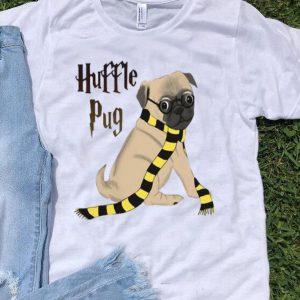 Huffle Pug Harry Potter shirt