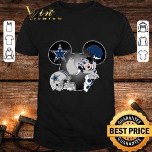 Minnie Mouse Dallas Cowboys shirt