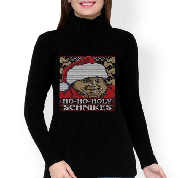 Pretty Tommy Boy Ho Ho Holy Schnikes Ugly Christmas shirt