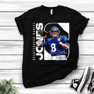 Quaterback Daniel Jones Football shirt
