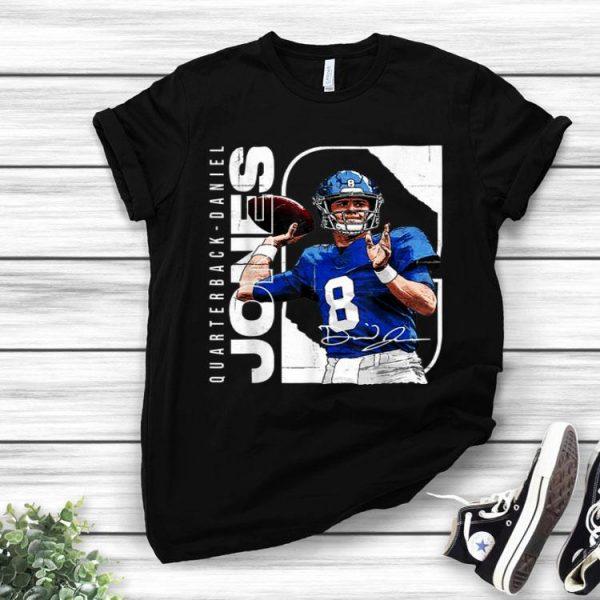 Quaterback Daniel Jones Football shirt