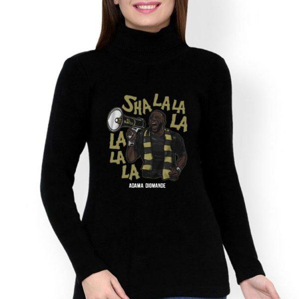 Sha La La La Adama Diomande shirt