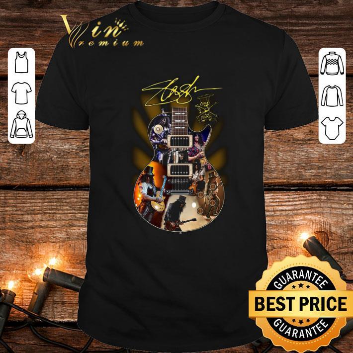 Slash Mens Music Hoodie Guns And Roses
