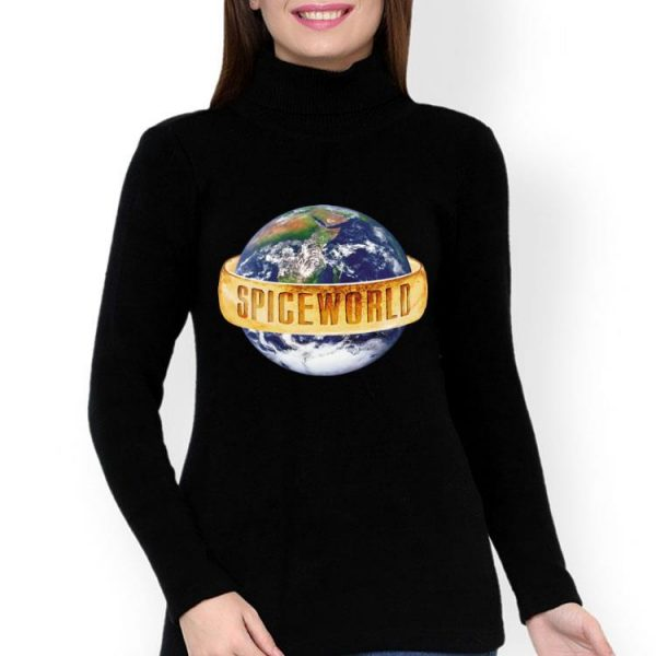 Spice World Ring Of The World shirt