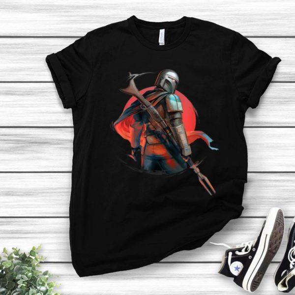 Star Wars The Mandalorian Ig-11 Battle shirt