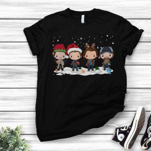 Supernatural Winchester Chibi Christmas shirt