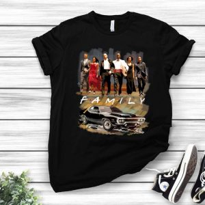 The Fast And The Furious Family shirt
