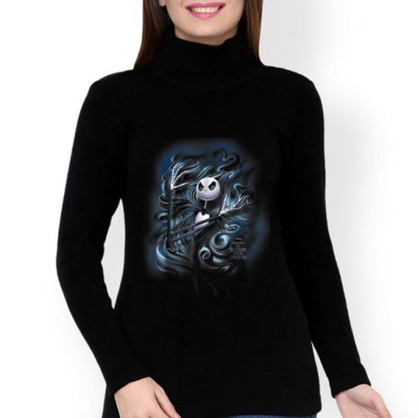 Tim Burton's The Nightmare Before Christmas Jack Skellington shirt