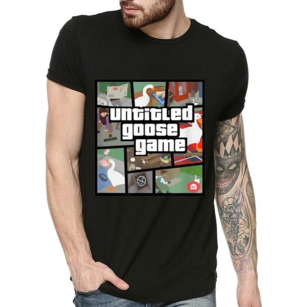 Untitled Goose Game shirt