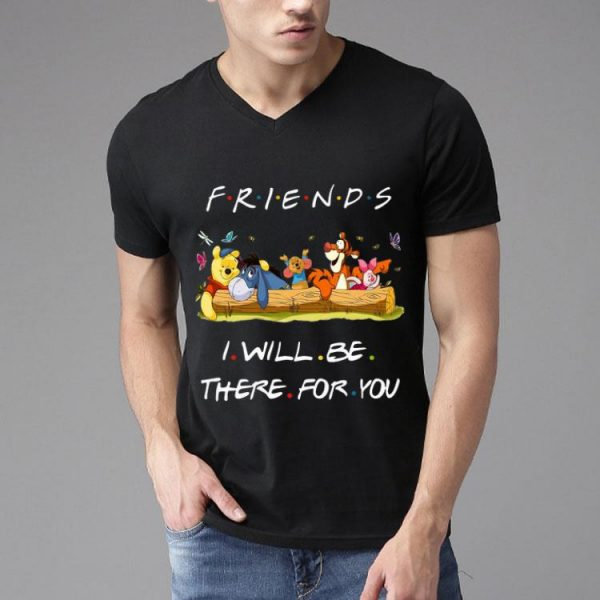 Winniepedia Friends I Will Be There For You Disney shirt
