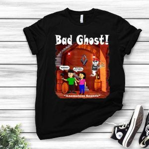 Bad Ghost Anomalous Sounds shirt