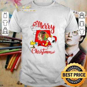 Best Snoopy Merry Christmas Woodstock Washington Redskins shirt