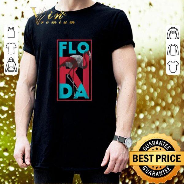 Cheap Florida Flamingo USA 80s shirt
