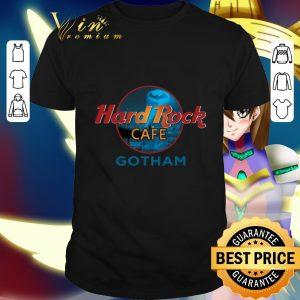 Cheap Hard Rock Cafe Gotham shirt