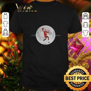 Cheap Michael Jordan and moon shirt