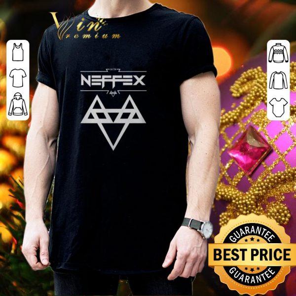 Cheap Neffex Logo Music shirt