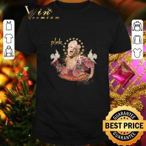 Cheap Pink legend of live award shirt