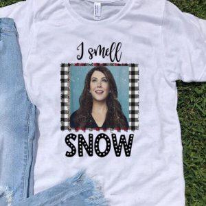 Christmas Gilmore Lorelai I Smell Snow shirt