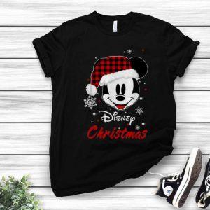 Disney Mickey Mouse Santa Christmas shirt