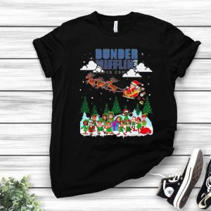 Dunder Mifflin Paper Company Merry Christmas shirt