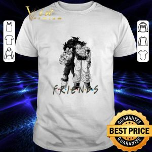 Funny Friends Goku Vegeta Dragon Ball shirt