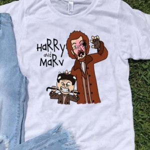 Harry And Marv Calvin And Hobbes Home Alone shirt