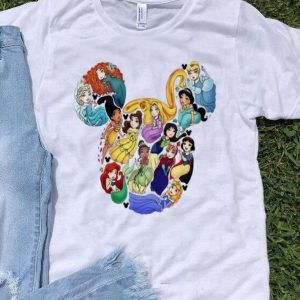 Mickey Mouse Disney Princess shirt