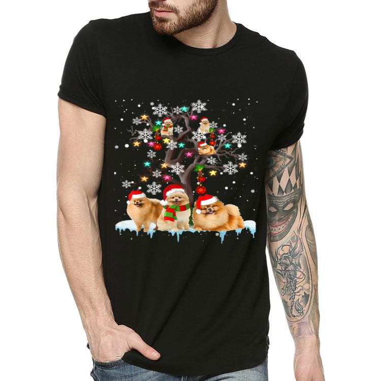 I love coeur pomeranians T-shirt