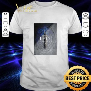 Premium Star Wars Jedi Fallen Orther lightsabers shirt