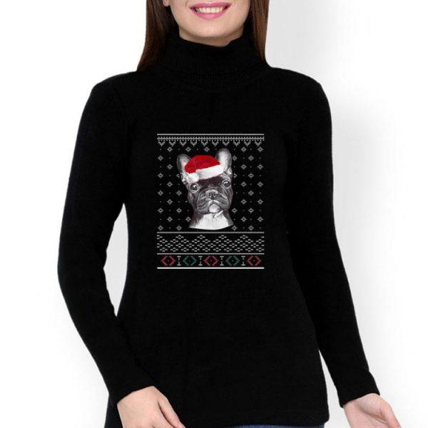 Pug Santa Hat Ugly Christmas shirt
