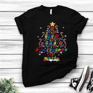 Sign Language Christmas Tree shirt