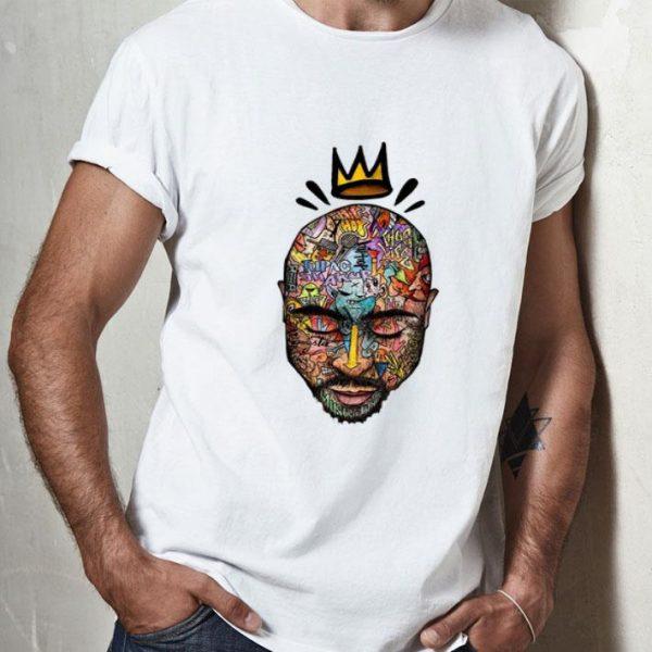 Tupac Shakur Tattoo King shirt