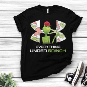 Under Armour Everything Under Grinch shirt