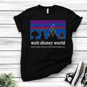 Walt Disney World Animal Kingdom Hollywood Studios Magic shirt