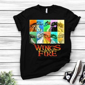 Wings Of Fire Dragonets Dragon Lovers shirt