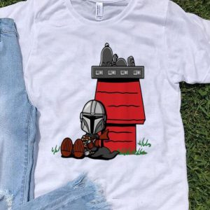 Boba Fett And Snoopy shirt