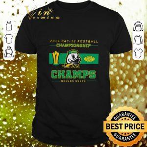 Cheap 2019 Pac 12 Football Championship Champs Oregon Ducks shirt