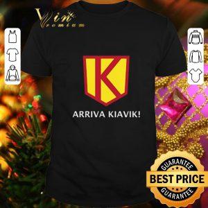 Cheap Arriva Kiavik shirt