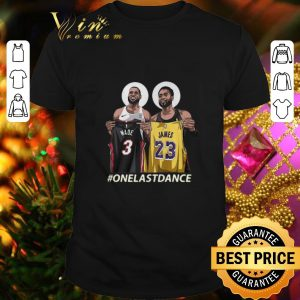 Cheap Wade and James One Last Dance shirt