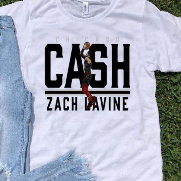 Chicago Cash Zach Lavine NBA shirt