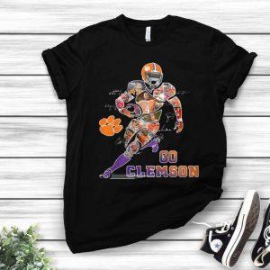 Deshaun Watson Go Clemson Houston Texans Signatures shirt