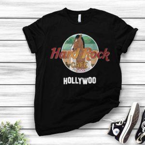 Hard Rock Cafe Hollywoo shirt