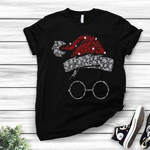 Harry Potter Santa Diamond Merry Christmas shirt