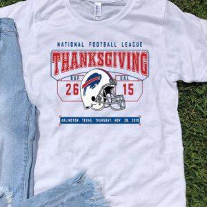 National Football League Thanksgiving Buf Dal 2615 shirt