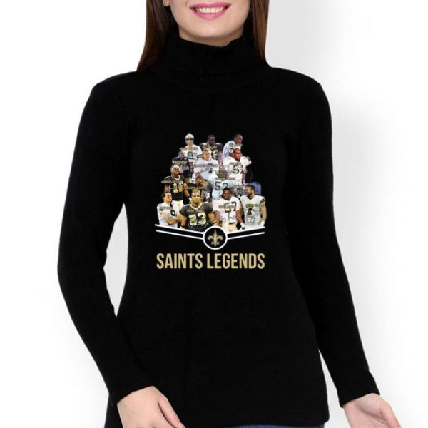 New Orleans Saints NFL Signatures shirt