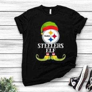 Pittsburgh Steeler I'm The Team Football Elf Christmas shirt