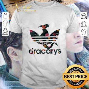 Premium Dracarys Adidas Game Of Thrones floral shirt